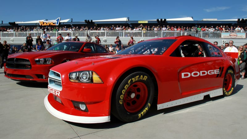 2013 Dodge Charger Sprint Cup: Live Photos