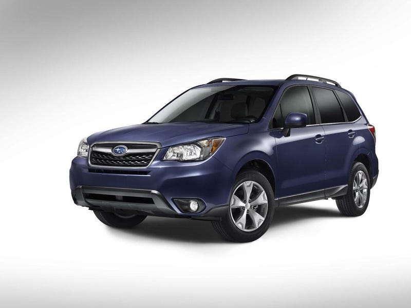 The 2014 Subaru Forester Excites With Its Dullness