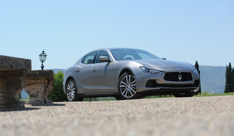 Maserati Ghibli Super Bowl Ad Missed One Thing: The Car Is $67,000