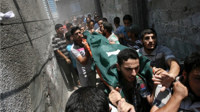 How Raw Data Can Explain A Big Part Of The Current Gaza Conflict