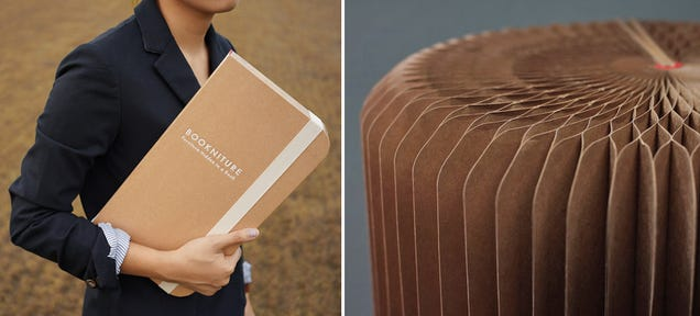 A Coffee Table Book That Turns Into a Coffee Table Isn't the Worst Idea