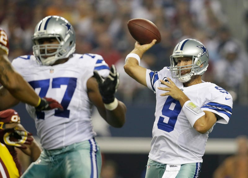 """Tyron Smith Isn't A """"Cowboy For Life."""" He Just Got Screwed."""