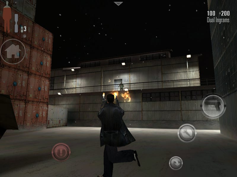The Original Hard-Boiled, Slow-Motion Max Payne Goes Mobile Next Week