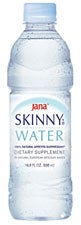 Skinny Water Slims Down Nothing but Wallets