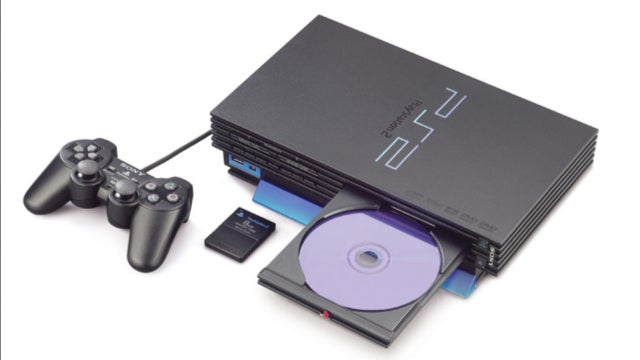 Good Thing the PlayStation 2 Didn't Derail a Japanese Passenger Train