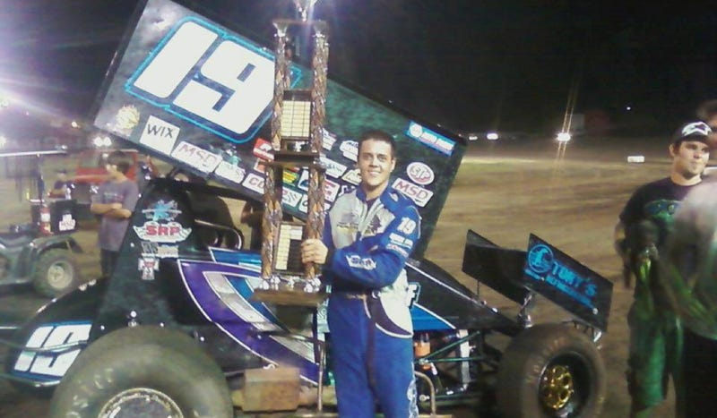 Young Sprint Car Racer Dies In Crash At Calistoga Speedway