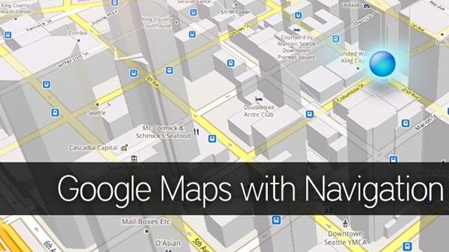 Google Maps Ownhere Mod Opens Up Turn-By-Turn Navigation in Unsupported Countries