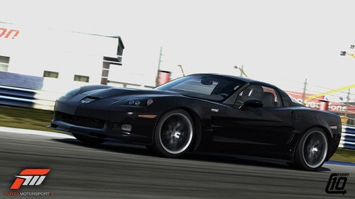 Buy The Forza 3 VIP Car Pack, Help Haiti