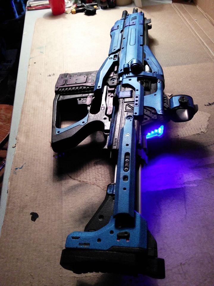 Custom Made Destiny Auto Rifle