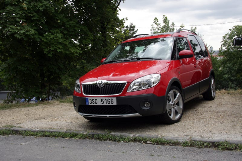 2014 Skoda Roomster Scout: The Jalopnik European Review
