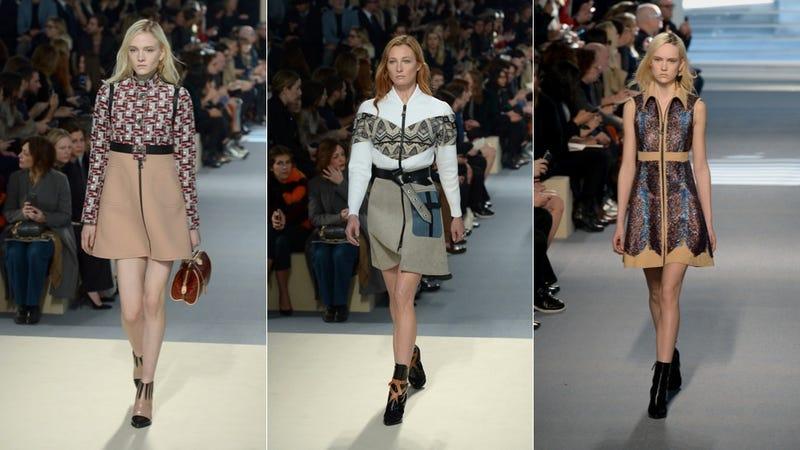 Rejoice: It's Nicolas Ghesquière's First Collection for Louis Vuitton