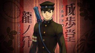 The Great Ace Attorney Will Be At The 2014 Tokyo Game Show
