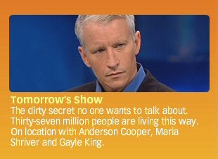 Anderson Cooper's Dirty Secret