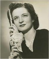 R.I.P. Frances Blaisdell