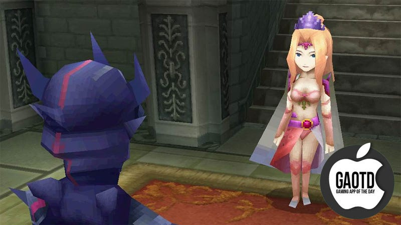 It May Be Expensive, But It's Still Final Fantasy IV