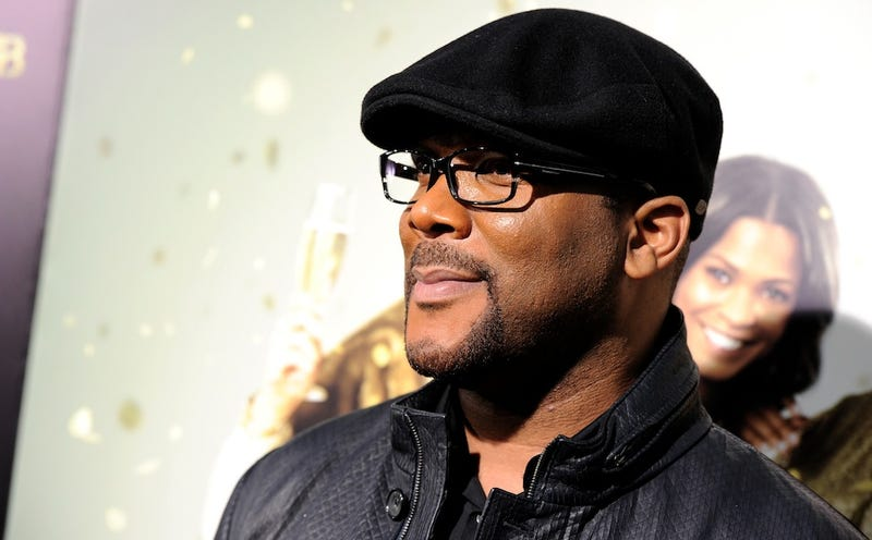 Tyler Perry Sued for Alleged Unfair Dealings With Government Officials