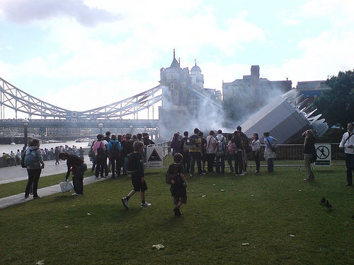 What the Hell is Going On in Potters Field?