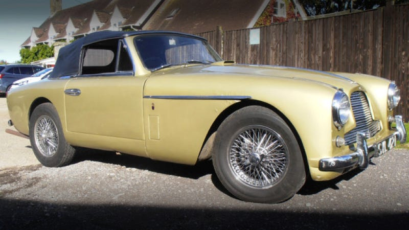 Stephen Hawking Used To Go 100 MPH In This Aston Martin