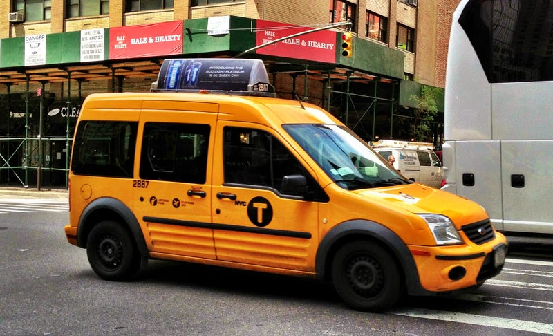 In Plain Sight: A Guide to New York City's Taxis, Part I