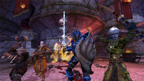 Dungeons & Dragons Online Now Free For All