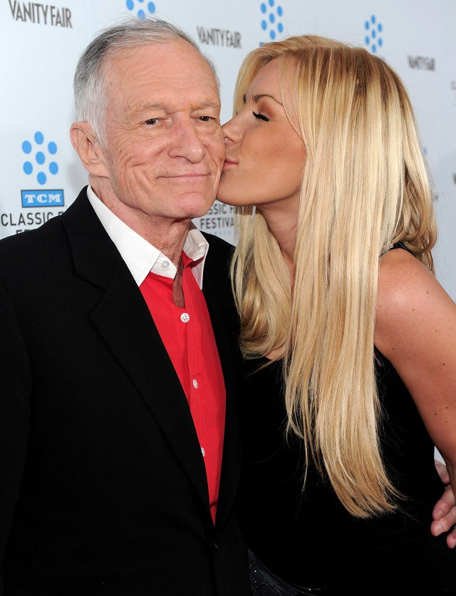 Hef Dodges The Baby-Oil Yeast Infection Issue