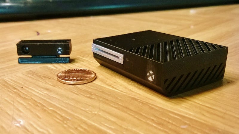 ​If Only The Xbox One Were Actually This Tiny
