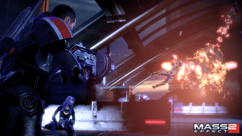 The Fastest Way To Make Six Mass Effect Decisions, On The PlayStation 3