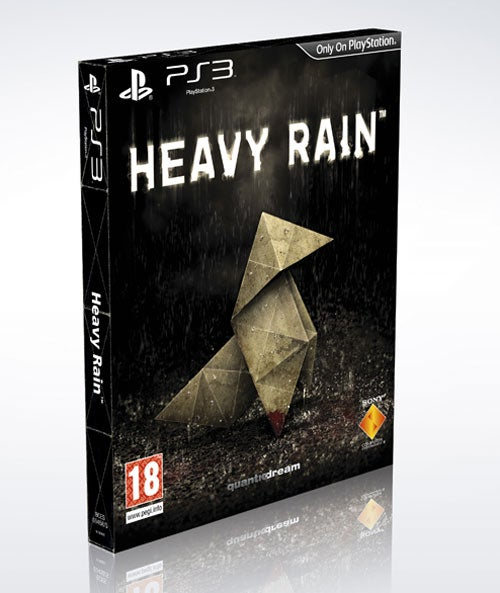 Heavy Rain Gets A Collector's Edition