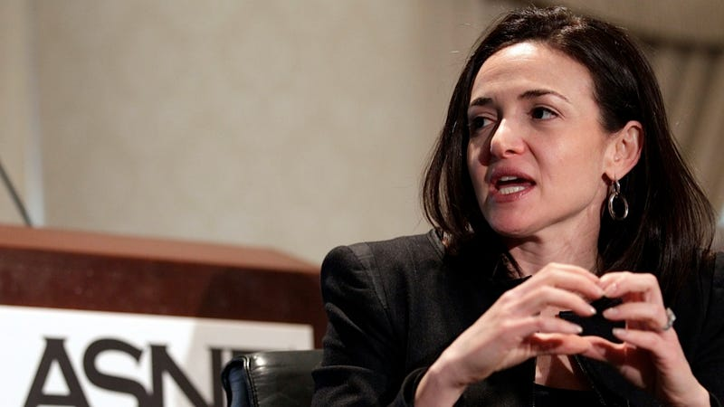 Sheryl Sandberg Takes a Blowtorch to Gender Stereotypes in the Workplace