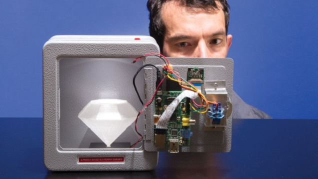 Build a Face-Recognizing Safe with a Raspberry Pi