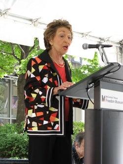 R.I.P Judith Krug, Librarian, Free Speech Activist, Founder of Banned Books Week