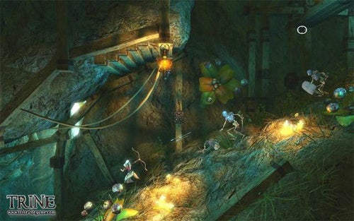 Trine Hits U.S. PlayStation Store This Month