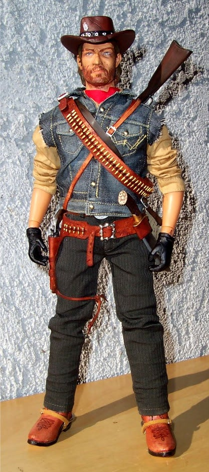 This John Marston Doll Makes Dolls Looks Mean