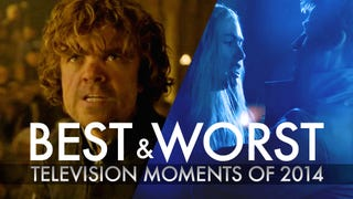The Best And Worst Television Moments of 2014