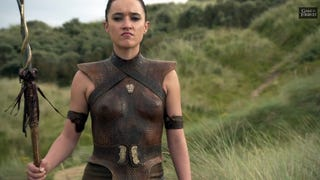 First Footage Of <i>Game of Thrones</i>' Legendary Sand Snakes