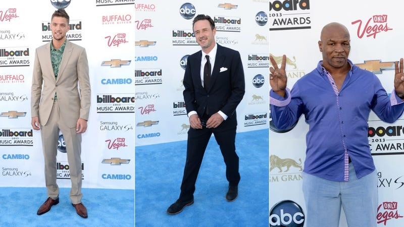 Asses Out and Buttcheek Chic: The Billboard Awards Red Carpet
