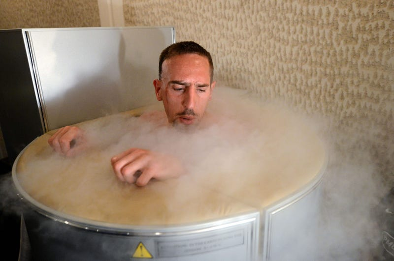 Feds Call Bullshit on Whole Body Cryotherapy