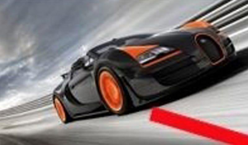 The Bugatti Veyron Grand Sport Vitesse World Record Edition Is The World's Fastest Convertible