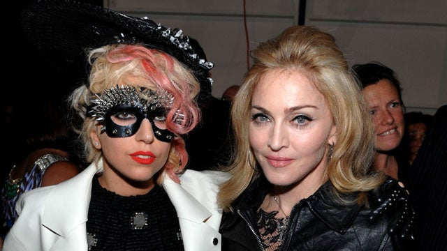 In Glorious Backhanded Compliment, Madonna Says Gaga Ripped Off 'Express Yourself'