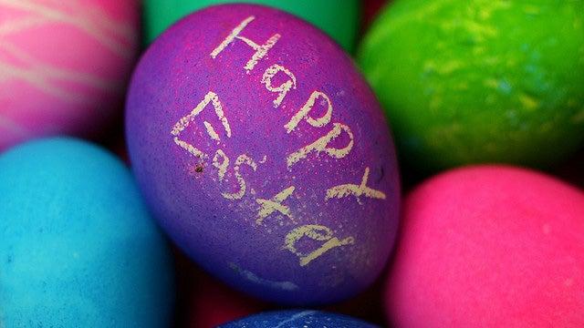 Loads of Recipes for Leftover Easter Eggs