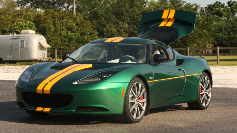 Maximum Bob Lutz's Maximum Lotus Evora Is For Sale
