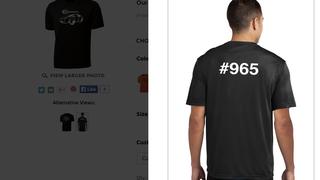 Elio Shirt - Ordered