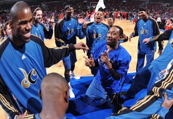 Is Gilbert Arenas Crazy Like A Fox?