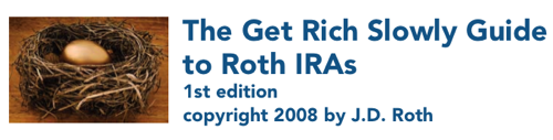 Get Rich Slowly Guide to Roth IRAs Available for Download as a Free Ebook