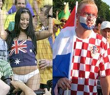 Live Blog: Australia Vs. Croatia