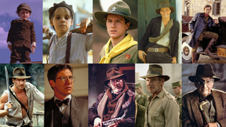 Indiana Jones: A Six Decade Journey of Adventure