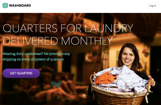 The Laundry Quarters Delivery Startup Is Dead (And in Hell?)
