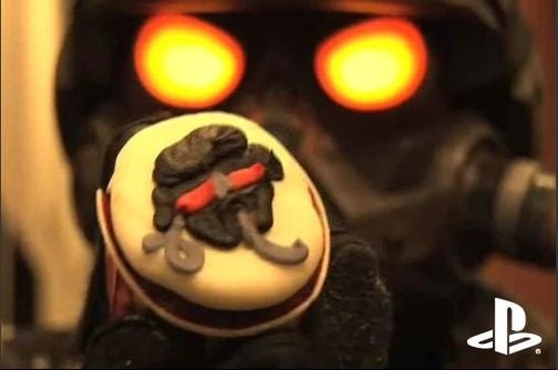 Helghast Invade San Fran Armed With... Cupcakes?