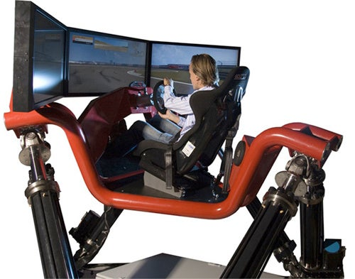 $191,000 F1 Car Simulator Costs Way More Than a Sportscar