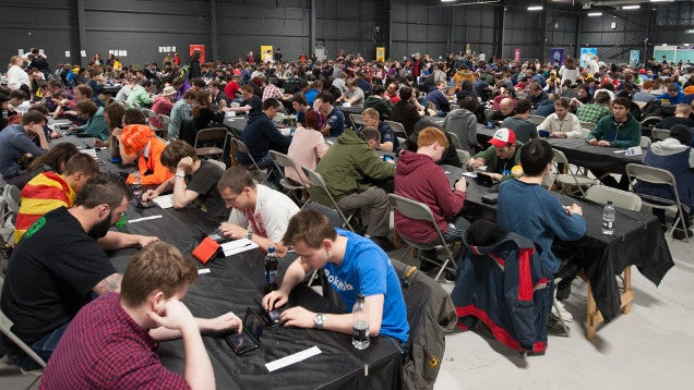 My Big Day Out at the Pokémon National Championships